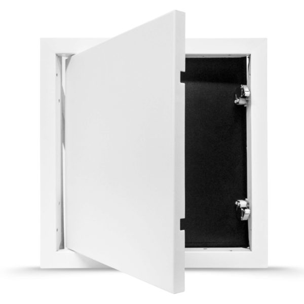 Picture Frame Touch Latch Access Panel
