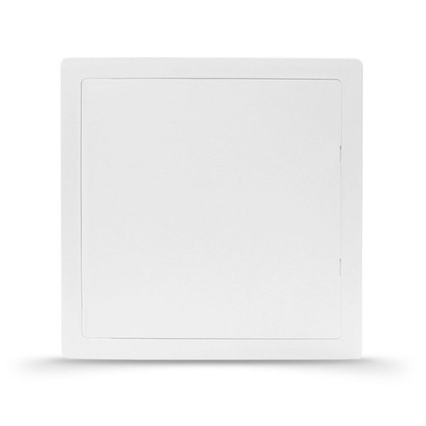 Plastic Access panel - White, made in UK