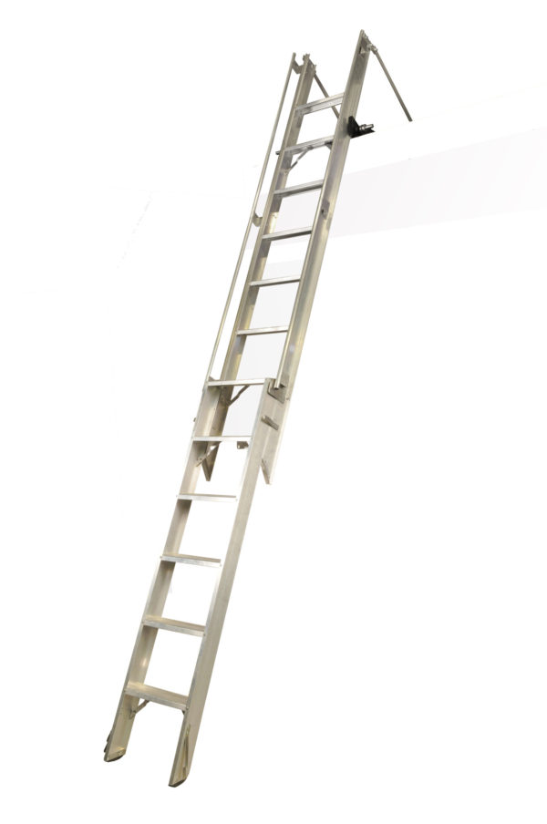al4c-commercial loft ladder up to 5m