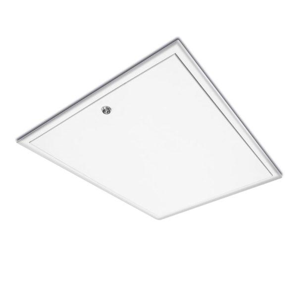 airtight loft hatch, hinged part l compliant